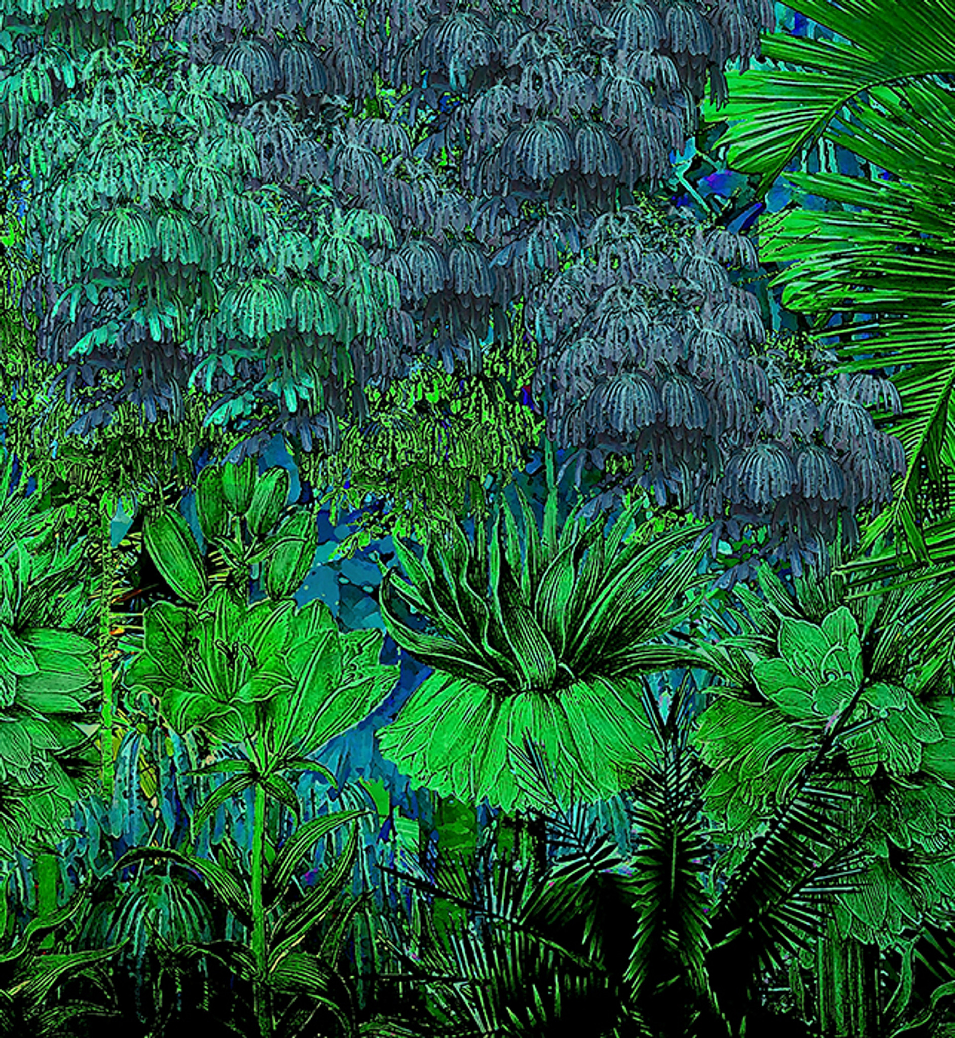 Wallpaper - Jungle Vibe - Original