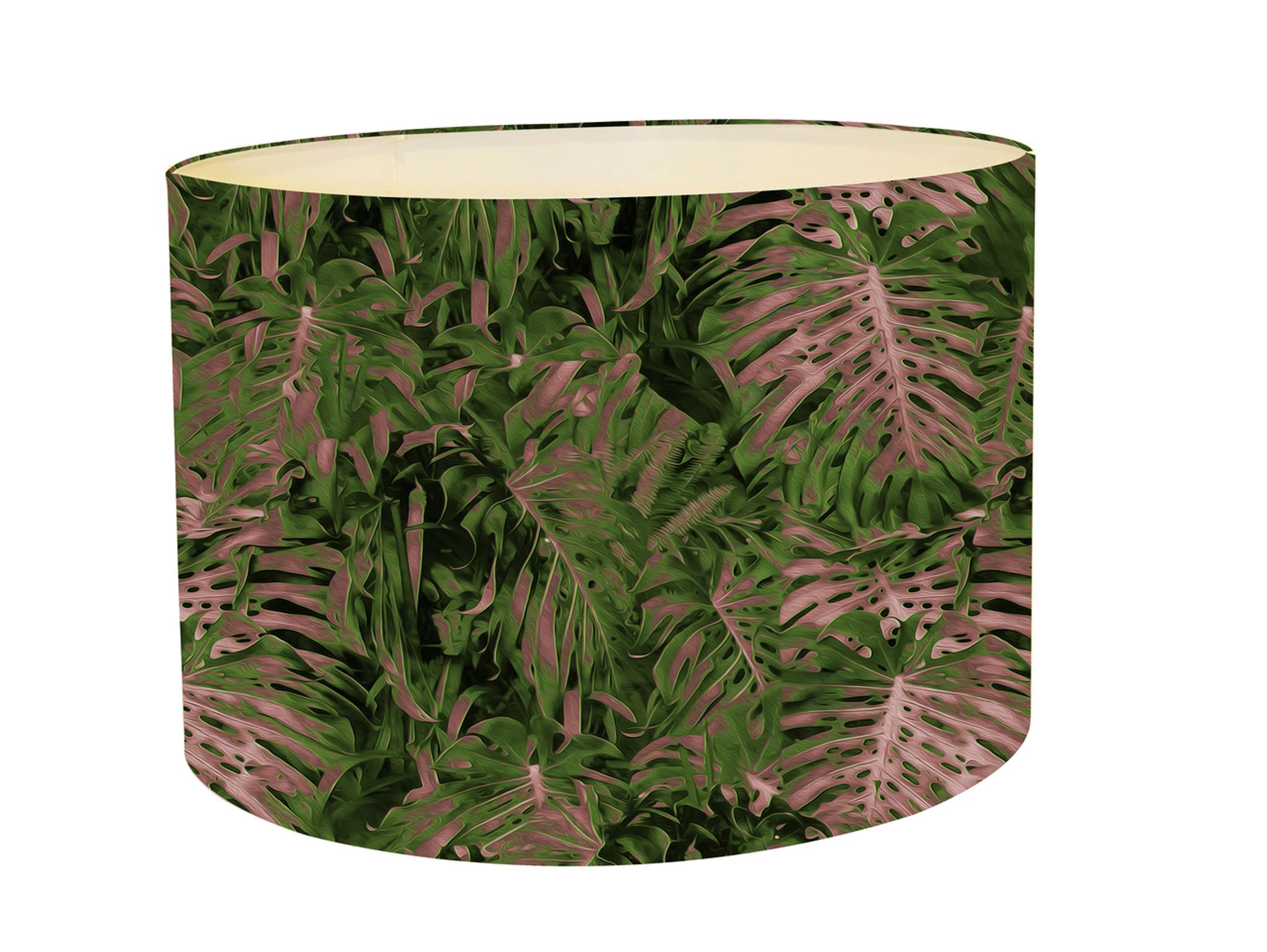 Lampshade - Jungle Vibe - Pink & Green