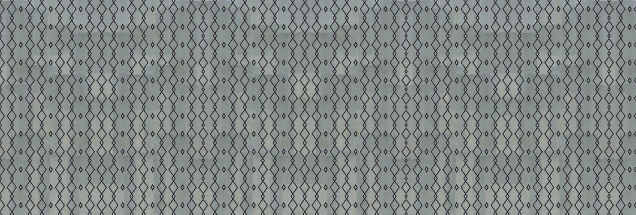 Wallpaper - Modigliani Was Here -Blue Diamond