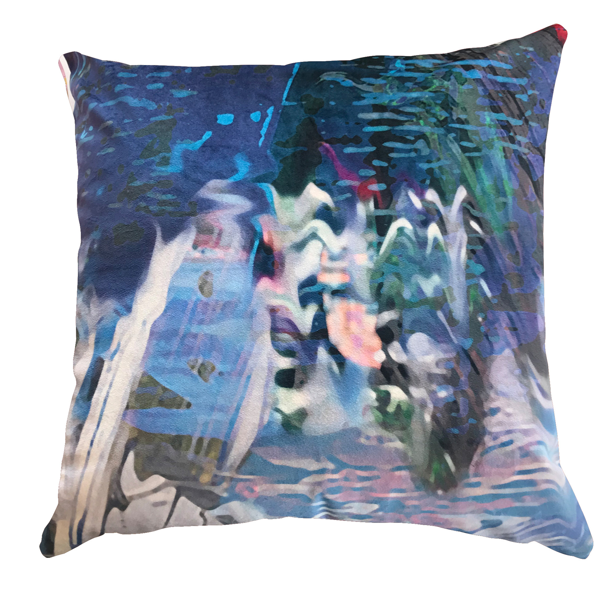 Cushion Cover - Blurred Vision- Refraction