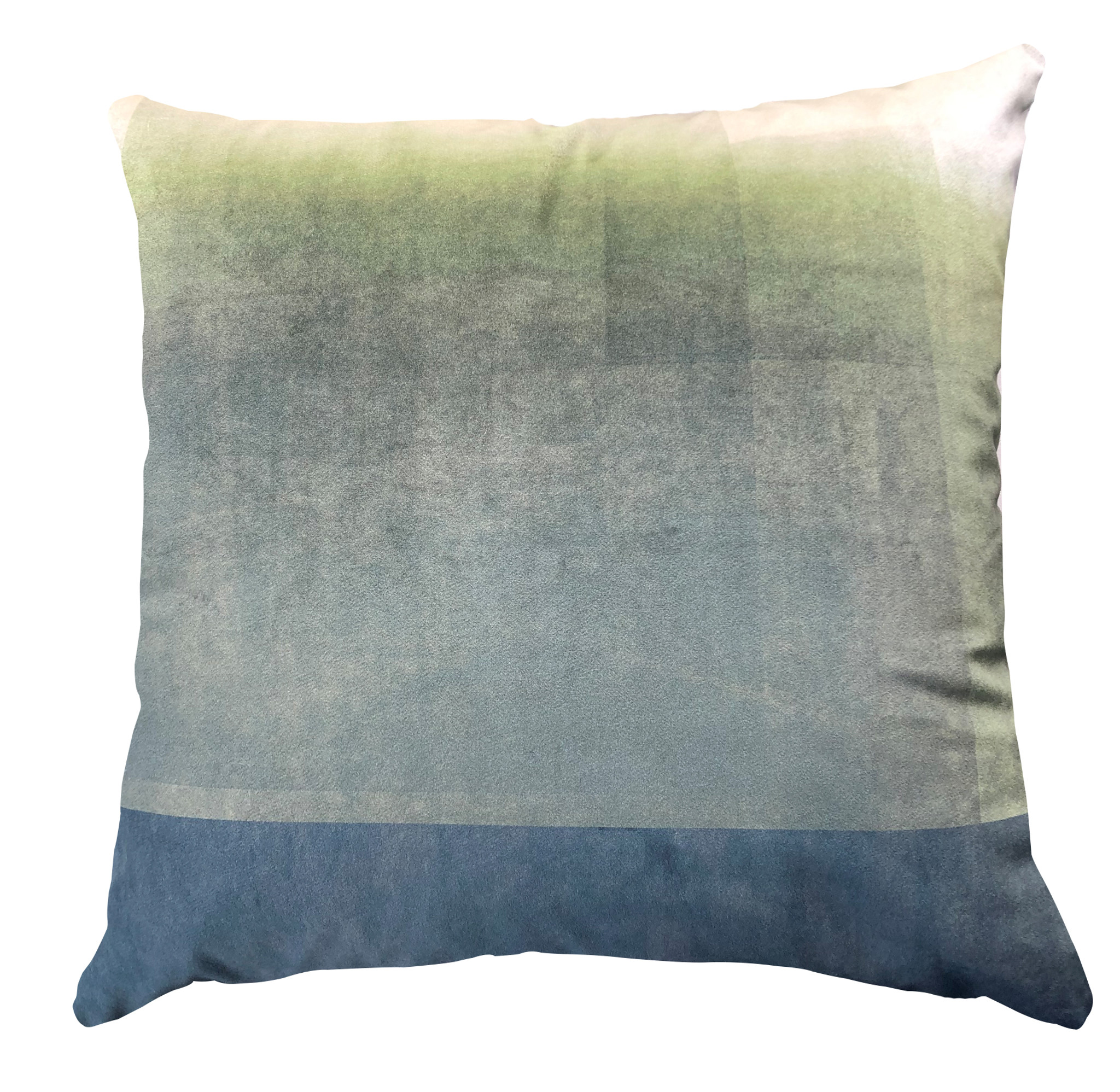 Cushion Cover - Ryokan Dreaming - Destination Antique Olive
