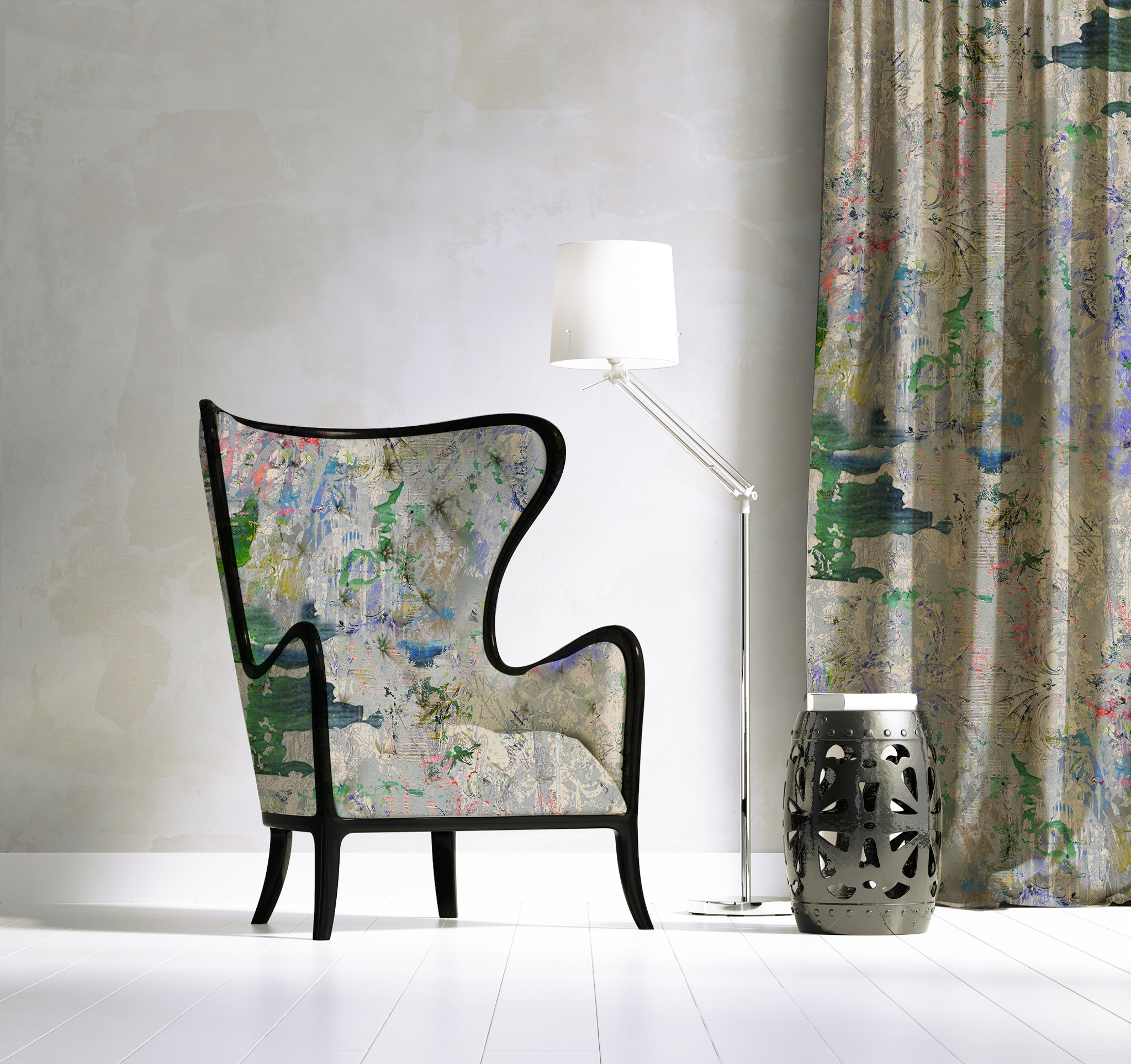 Fabric - So Chic - So Moderne