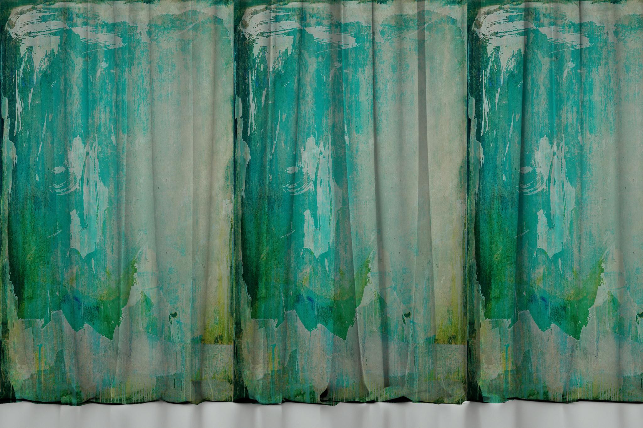 Fabric - Abstract - Urban Jungle