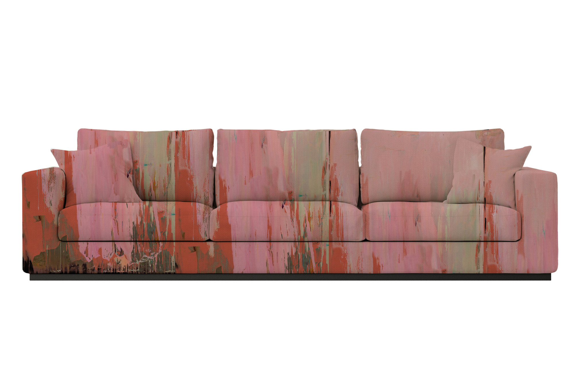 Fabric - Abstract - Sunset