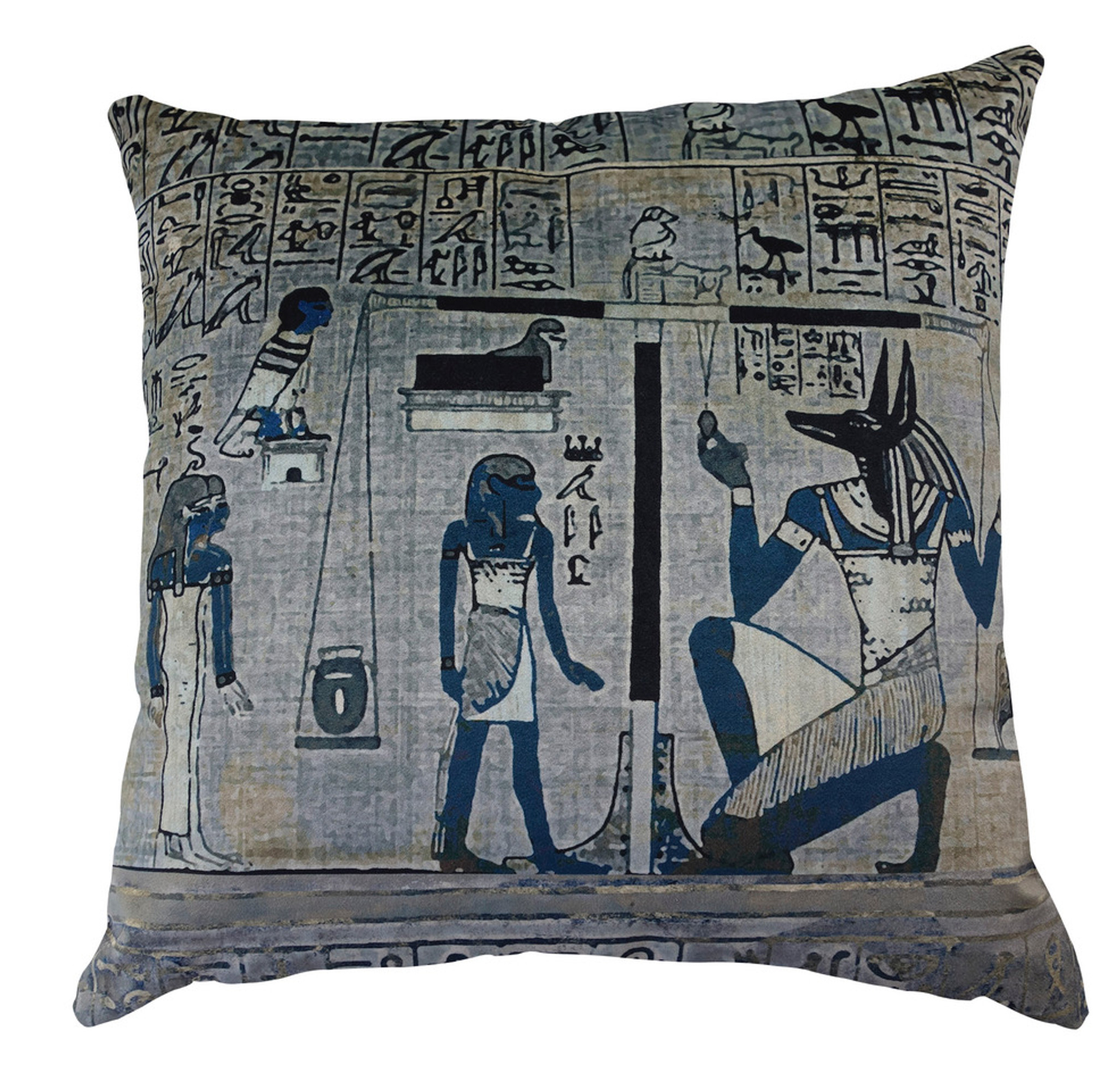 Cushion Cover - Walk Like an Egyptian - the gods