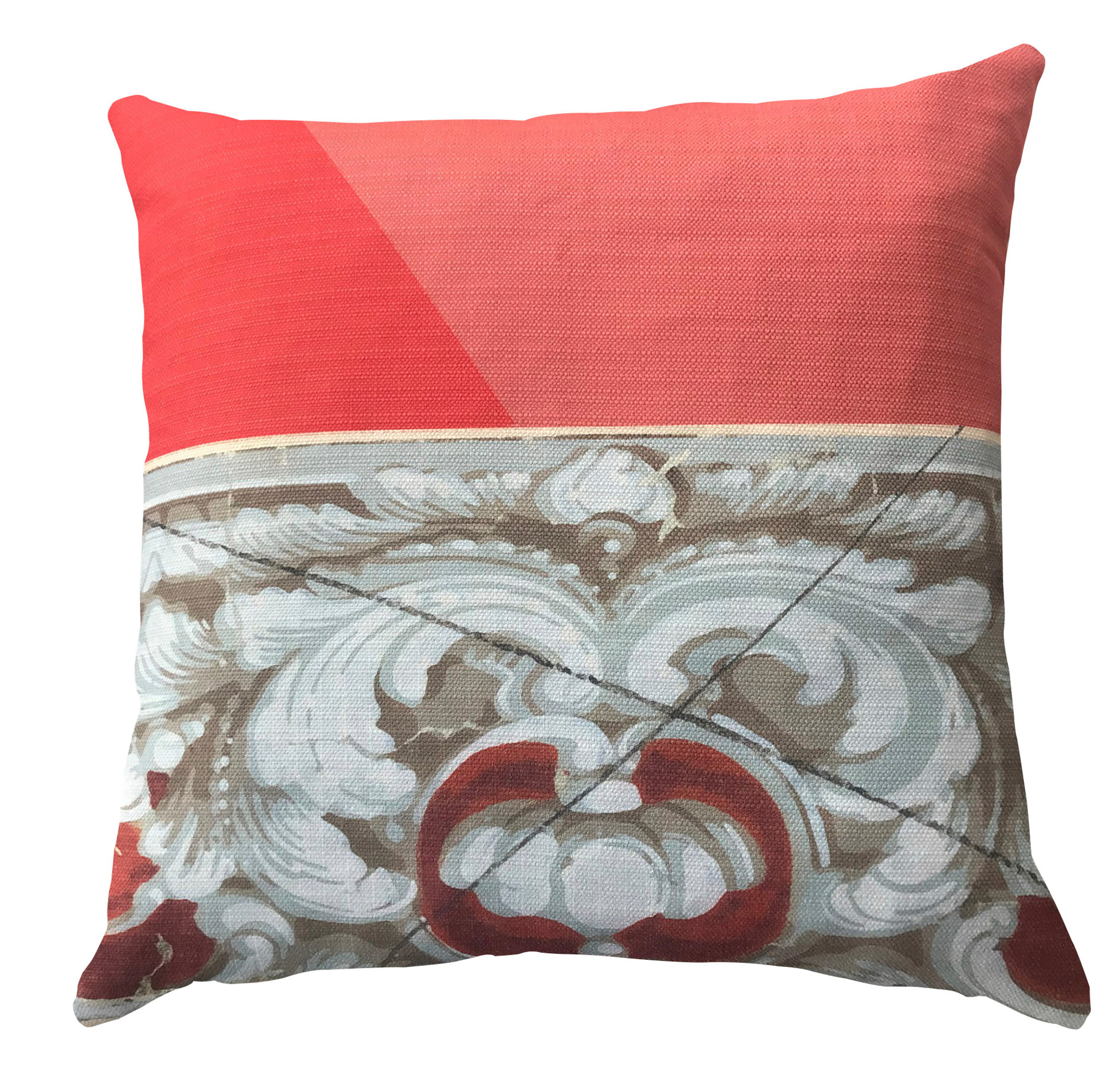 Cushion Cover - Spring Carnival - To Be or Not to Be