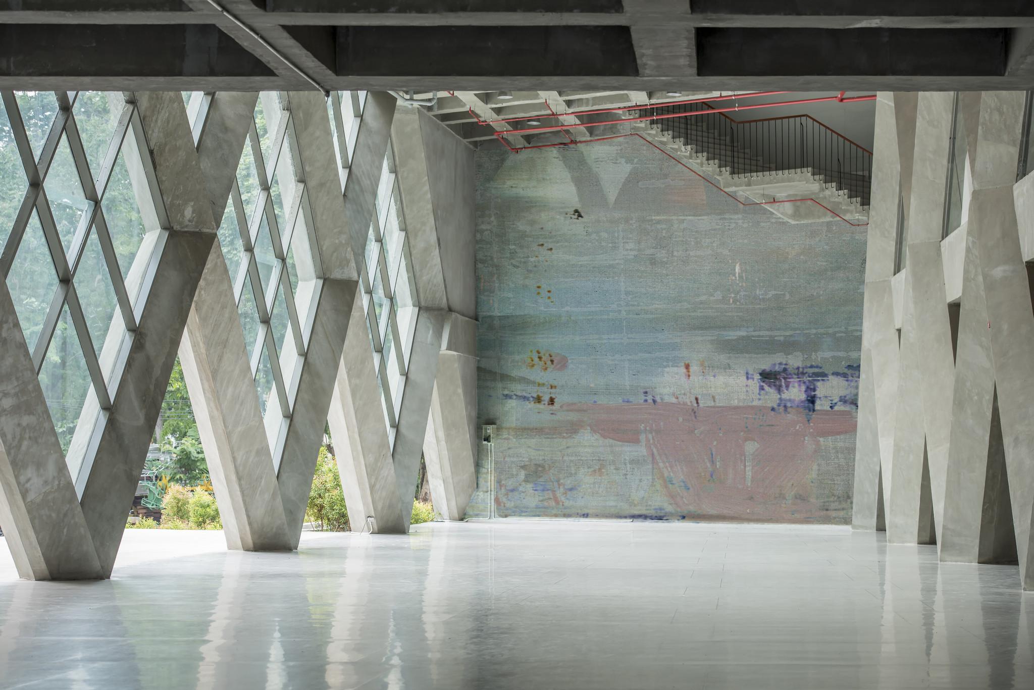 Wallpaper - Abstract Landscape - Sunrise