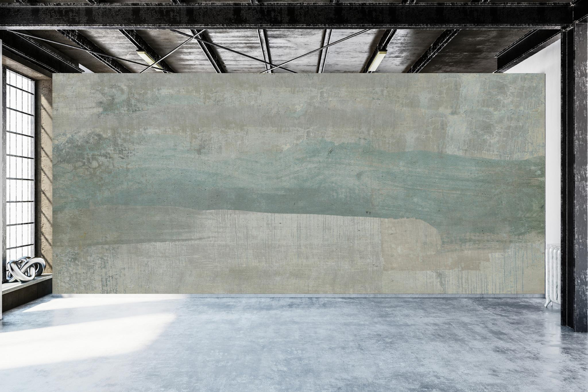 Wallpaper - Abstract Landscape - Lakes Edge
