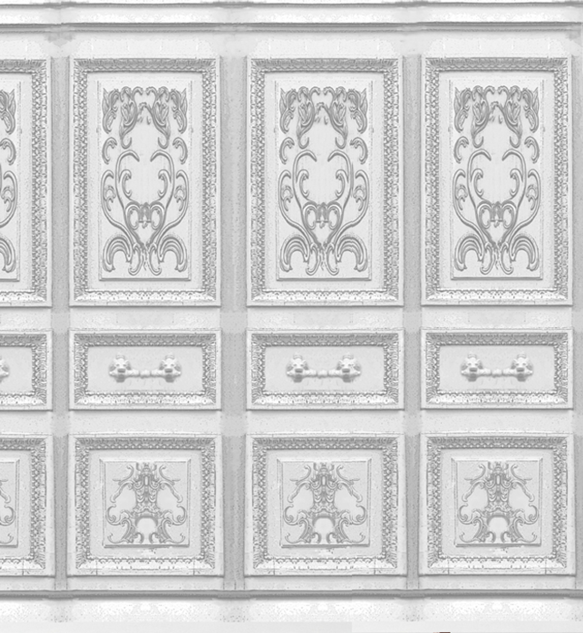 Wallpaper - Architect Series - French Panels
