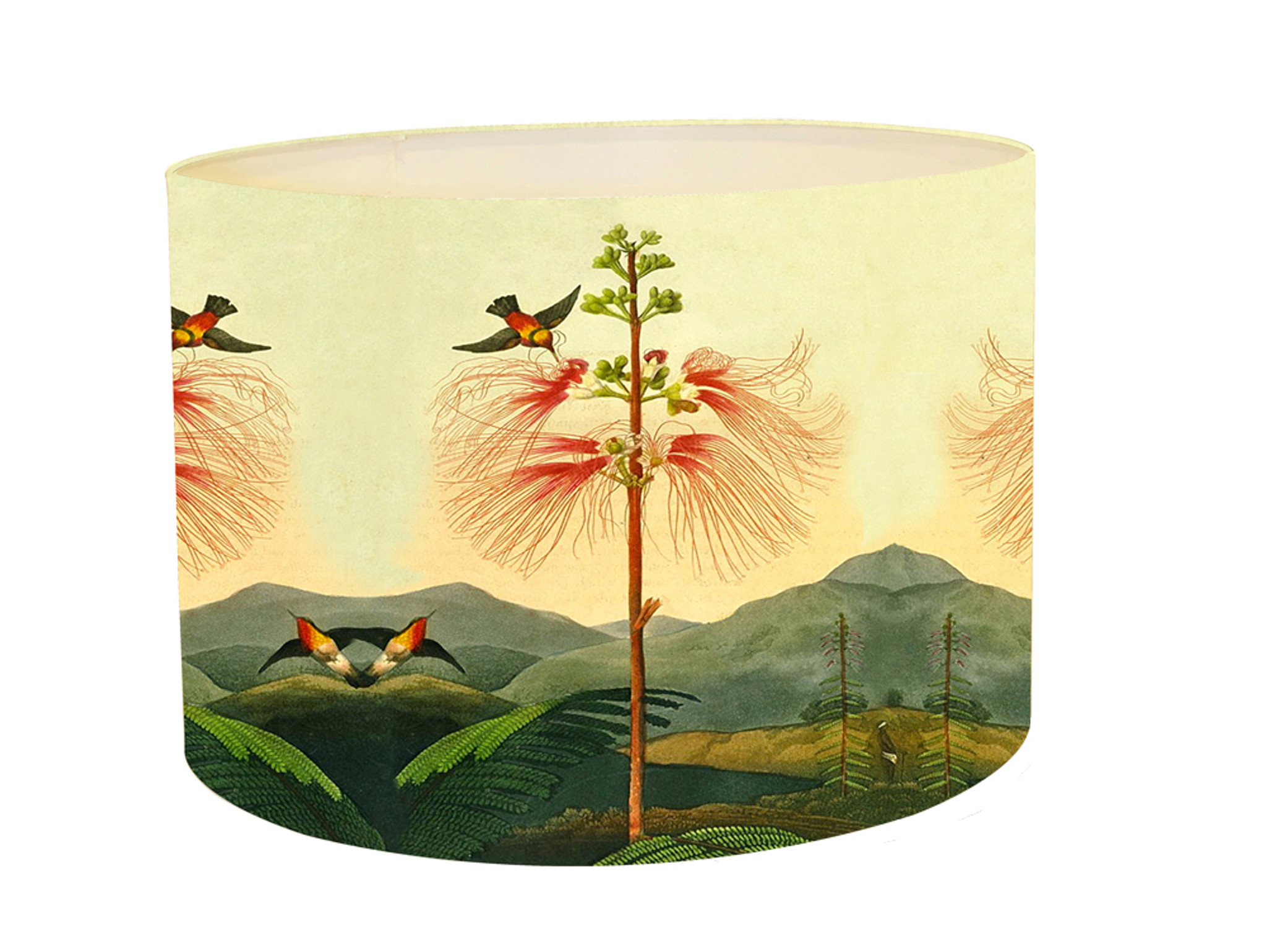 Lampshade - Belles Fleurs Grevillia