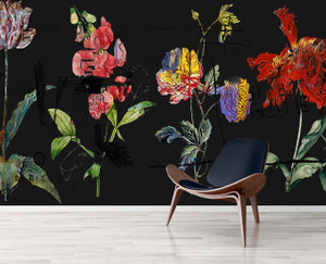 Wallpaper - Chiaroscuro on Steroids - In Living Colour