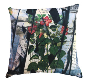 Cushion Cover - Urban Planning - Don't Forget the Greens