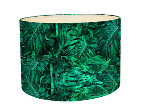 Lampshade - Jungle Vibe - Metallic green