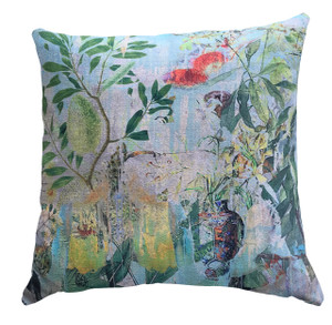 Cushion - Wild Bunch - in Blue