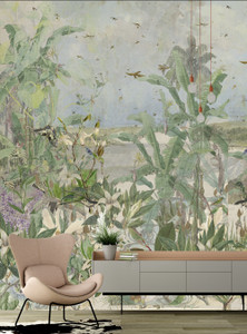 Wallpaper - Into the Wild - Tropical Refuge