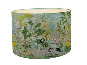 Lampshade - Into the Wild - Blue
