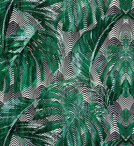 Wallpaper - Palm Springs - Green