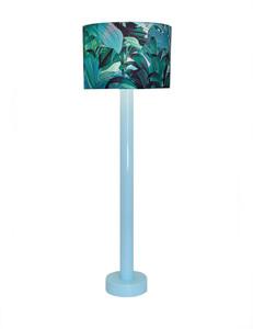LARGE BLUE LAMPBASE
