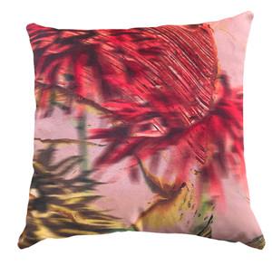 Cushion Cover - Blurred Vision - Swipe Right