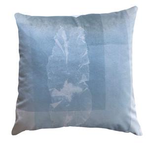 Cushion Cover - Ryokan Dreaming - Leaf Garden in Mint