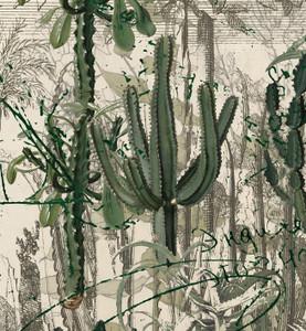 Fabric - Cactus Garden - Looking Sharp