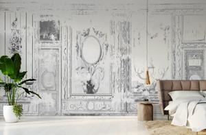 Wallpaper - Faded Empire - The White Room
