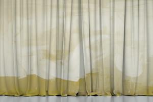 Fabric - Smoke and Mirrors - Magic Yellow