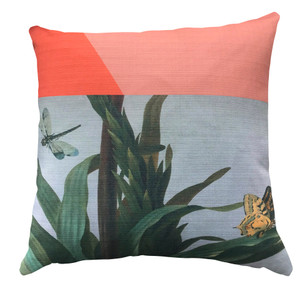 Cushion Cover -Spring Carnival - Back to Nature