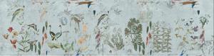 Wallpaper - Casa Mia - Country Estate - Blue