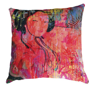 Cushion Cover - Graffiti Ko Ko