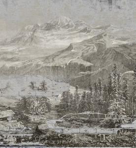 Wallpaper - Misty Mountain