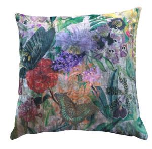 Cushion - Silver Walled Garden