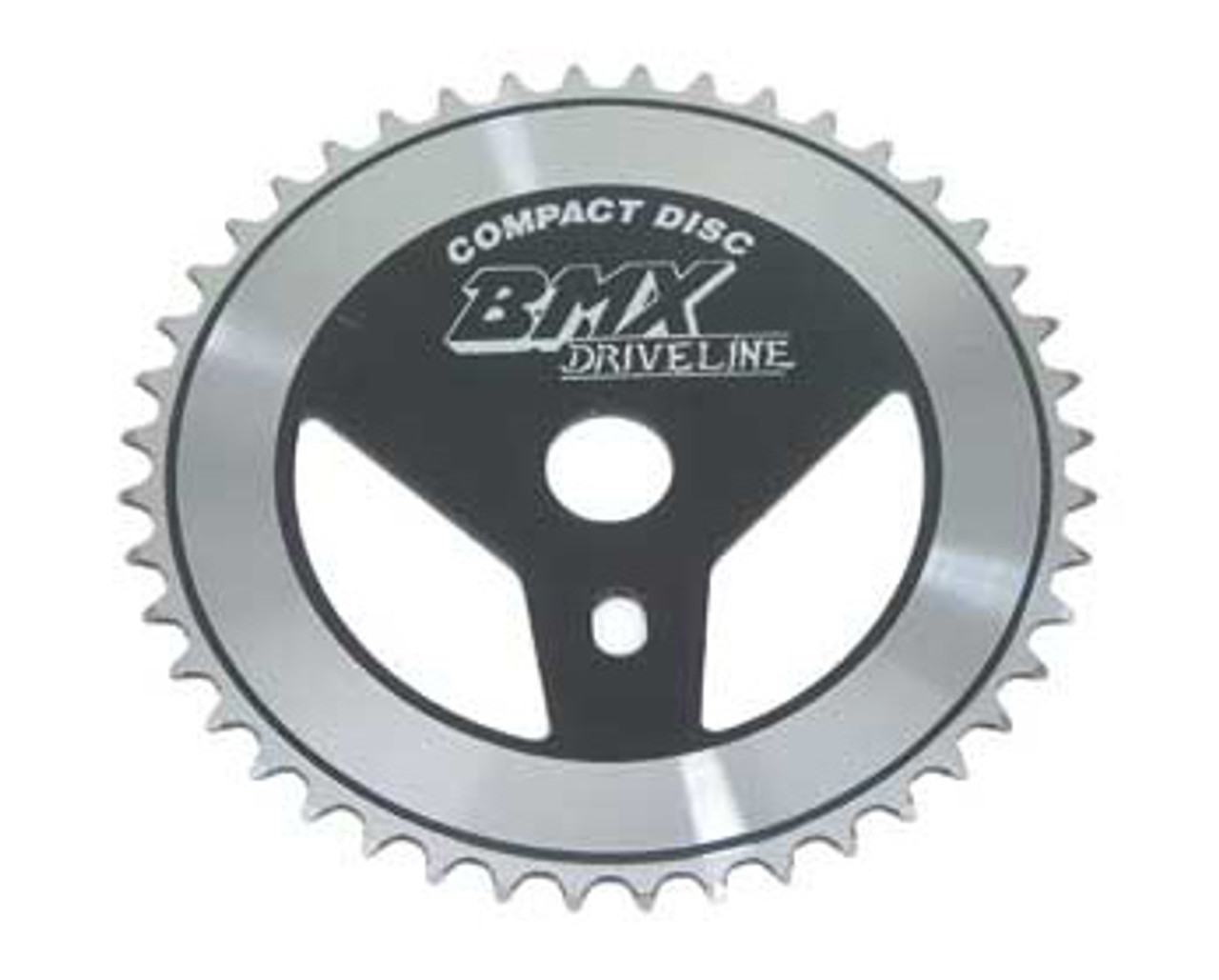 BICYCLE CHAINRING ZT7B-A  44t 1//2 X 1//8 Chrome LOWRIDER CRUISER BIKE
