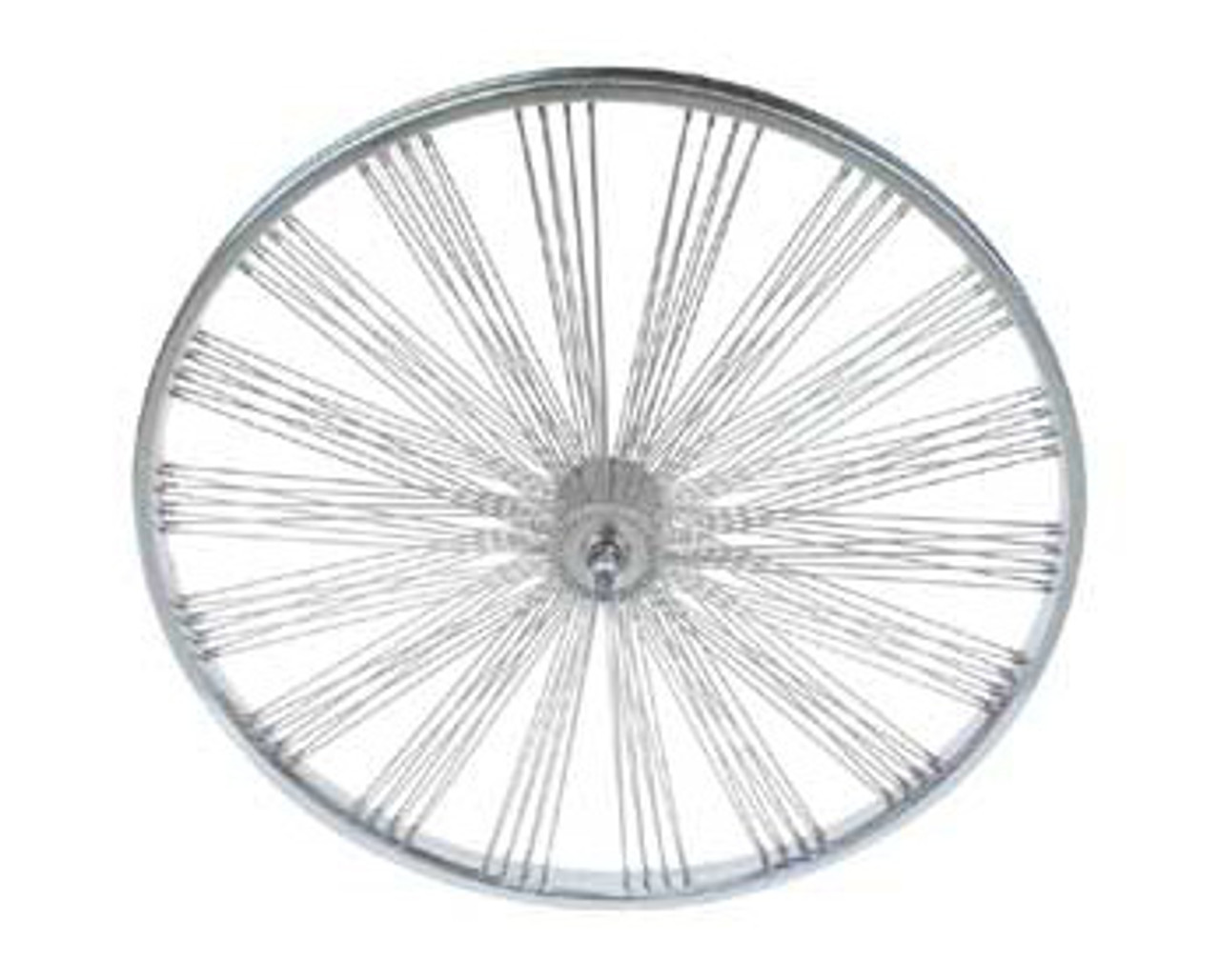 "Bicycle 20/"" x 2.125/"" Steel Front Wheel Lowrider Chopper Cruiser Street Road Bike"