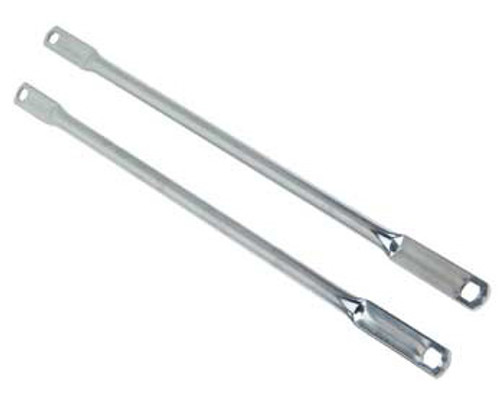 "Lowrider 16"" Chrome Steel Regular Bars"