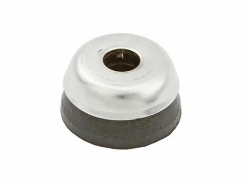 Lowrider Black/Chrome Steel & Rubber Rubber & Ring Spring Forks