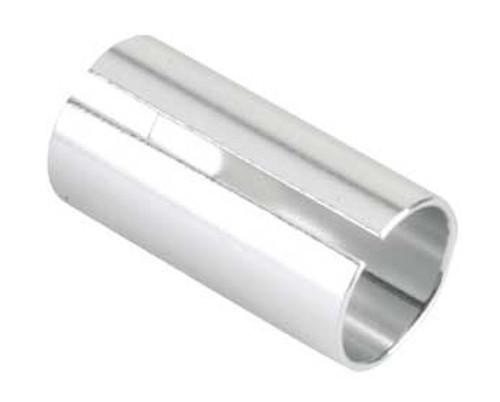 "Lowrider Chrome Steel Shim Spring Forks 1 1/8"" To 1"""