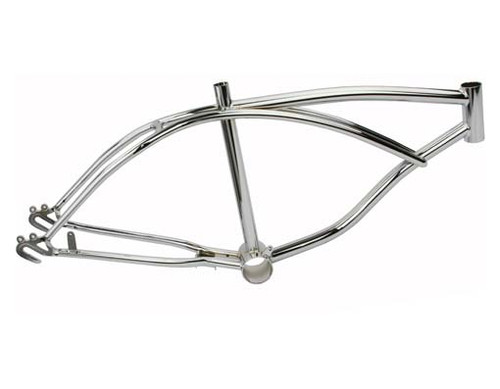 "Lowrider 20"" Chrome Steel Old School Frames"