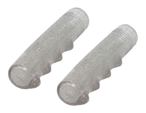 Lowrider Clear Rubber Sparkle Grips