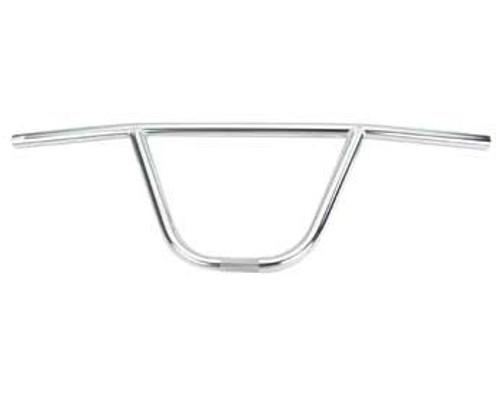 BMX Chrome Steel C.W.  Handle Bars 22.2mm Dia