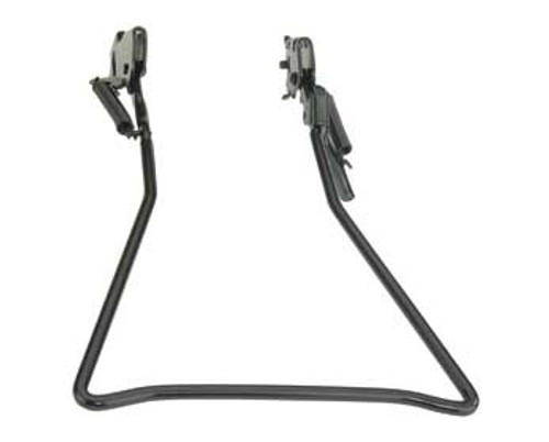 "Bicycle 26"" Black Aluminum Traditional Kickstands"