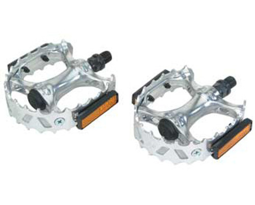 BMX Chrome Steel & Aluminum VP-475 Pedals 9/16""