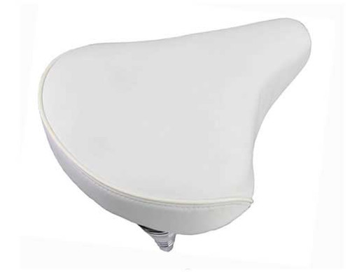 Cruiser White Vinyl 210 Seats