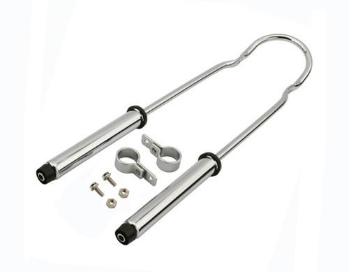 "Bicycle Short Back 24/"" Sissy Bar Chrome.LOW RIDER CRUISER,CHOPPER BIKE LOWRIDER"