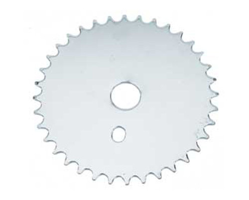 "Lowrider 20"" Chrome Steel js-67 Sprockets 36 Teeth 1/2 X 1/8"
