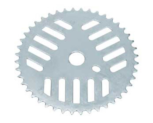 "BMX 26"" Chrome Steel Gt/Type Sprockets 44 Teeth 1/2 X 1/8"