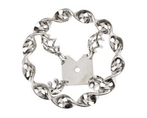 Lowrider Chrome Steel Cage Steering Wheels