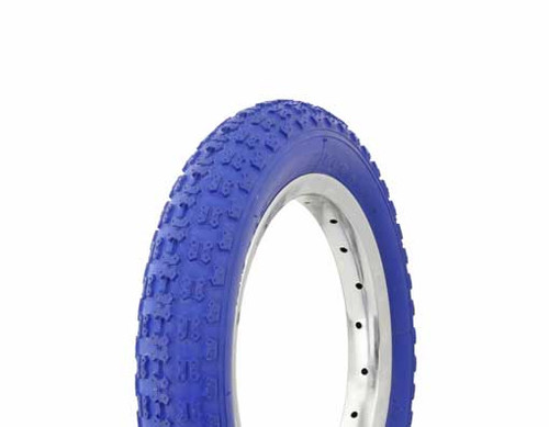 "Kids Bicycle 12"" Blue Rubber Duro HF-143G  Tires 12 1/2"" x 2 1/4"""