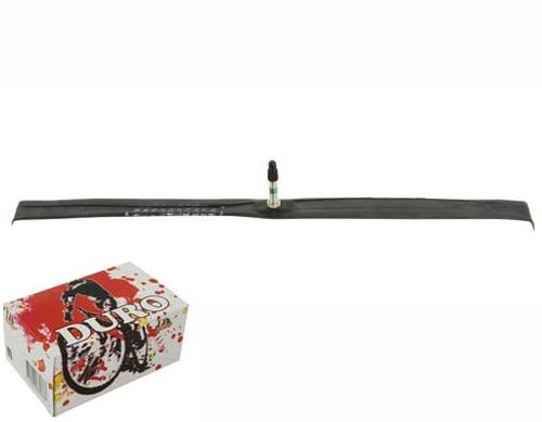 Fixed Gear 700cc Black Rubber Duro Presta Valve Tubes 700 x 20c/23c