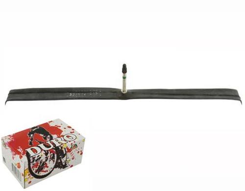 Fixed Gear 700cc Black Rubber Duro Presta Valve Tubes 700 x 25c/28c 52mm